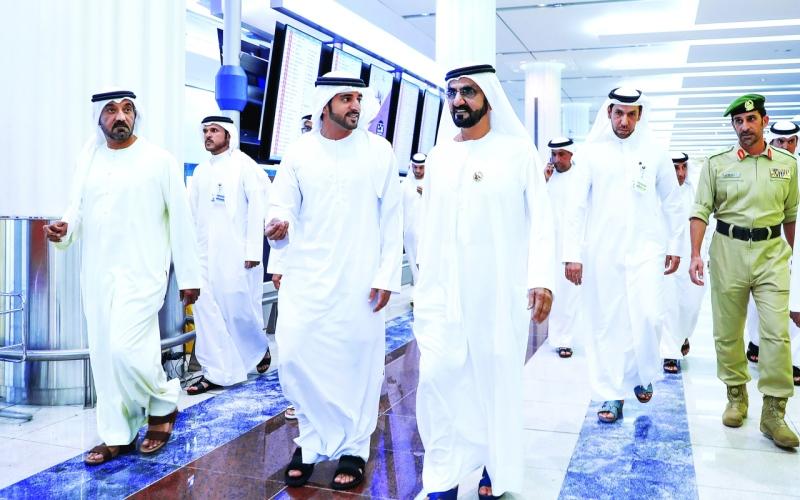الصورة: الصورة: محمد بن راشد يستنهض الكفاءات للانضمام إلى نخبة القادة