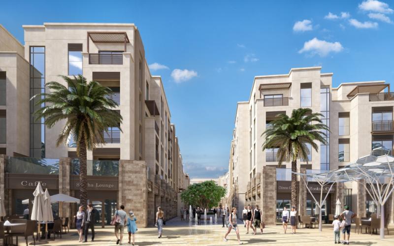 """الصورة: الصورة: """"مدن العقارية"""" ترسي أعمال البنية التحتية من مشروع جنوب مدينة الرياض"""