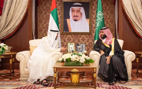 الصورة: الصورة: الإمارات والسعودية.. علاقات استراتيجية تاريخية
