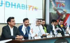 """الصورة: الصورة: فريق """"كالاندارز"""" العالمي يشارك في دوري""""أبوظبي تي 10"""" للكريكت"""