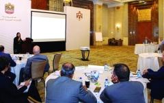 الصورة: الصورة: الإمارات تشارك تجربتها في استشراف المستقبل مع الأردن