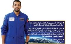 الصورة: الصورة: سلطان النيادي لـ«البيان»: حلم زايد يتحقق وجدول المهمة مليء بالتفاصيل