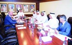 الصورة: الصورة: «الأعلى للطاقة» يبحث استراتيجية دبي للتنقل الأخضر وترشيد الكهرباء والمياه