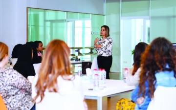 الصورة: الصورة: مركز الجليلة لثقافة الطفل يعرّف بـ«استراتيجية دبي للمعاملات اللاورقية»