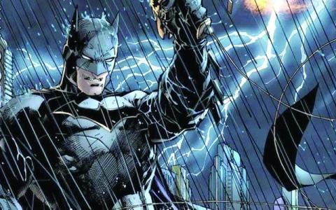 الصورة: الصورة: «باتمان».. من العصور الوسطى