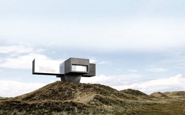 الصورة: الصورة: منزل مستوحى من فيلم للمخرج  رومان بولانسكي