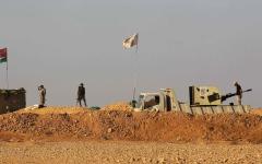 الصورة: الصورة: إيران تعيد بناء مقراتها في البوكمال.. و«داعش» يضرب في البادية
