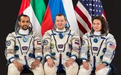 الصورة: الصورة: الموافقة النهائية على الطاقم الأساسي لرحلة سيوز الفضائية