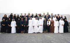 الصورة: الصورة: محمد بن زايد: الإمارات وجهة عالمية تحتضن إبداعات التجربة الإنسانية