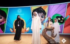 """الصورة: الصورة: بحضور محمد بن راشد..""""إكسبو 2020 دبي"""" يزيح الستار عن شخصيات الحدث"""