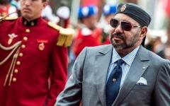 الصورة: الصورة: ملك المغرب يتعرض لوعكة صحية