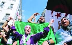 الصورة: الصورة: وجوه قديمة لقيادة المرحلة الجديدة في الجزائر