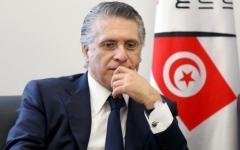 الصورة: الصورة: القضاء التونسي يرفض الافراج عن المرشح الرئاسي نبيل القروي