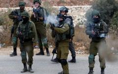 الصورة: الصورة: استشهاد فلسطيني برصاص جيش الاحتلال شرق غزة
