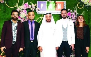 الصورة: الصورة: «حول الإمارات» تستثمر 5 ملايين درهم في فرع برجمان