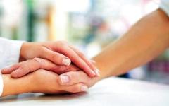 الصورة: الصورة: الدعم النفسي.. دور فاعل في عملية الشفاء