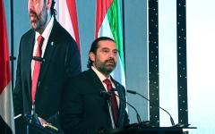 الصورة: الصورة: الحريري يؤكد متانة العلاقات اللبنانية الإماراتية