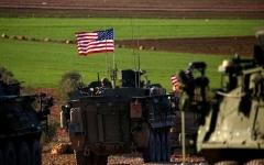 الصورة: الصورة: واشنطن: قرار ترامب سحب القوات لا يمثل انسحاباً من سوريا