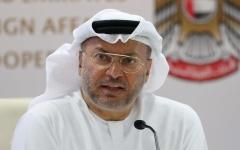 """الصورة: الصورة: قرقاش: أداء الإمارات في """"التحالف"""" أقوى من الأكاذيب"""