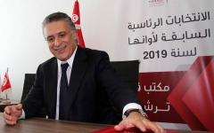 الصورة: الصورة: القروي يطالب بتأجيل الجولة الثانية من الانتخابات الرئاسية في تونس