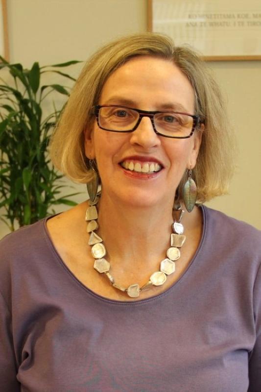 الصورة : أنيت ديكسون  - نائب رئيس مجموعة البنك الدولي لشؤون التنمية البشرية