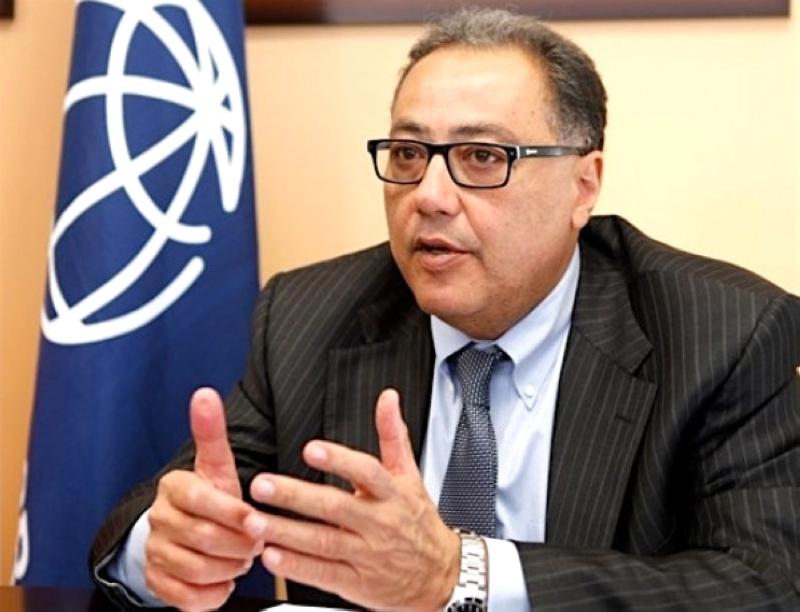 الصورة : حافظ غانم - نائب رئيس البنك الدولي لشؤون أفريقيا