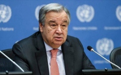 الصورة: الصورة: الأمم المتحدة قد لا تجد ما يكفي لدفع رواتب موظفيها
