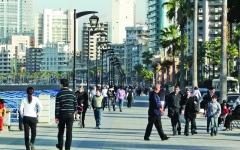 الصورة: الصورة: ارتفاع فوري لحجوزات السفر وفرح لبناني بقرار الإمارات