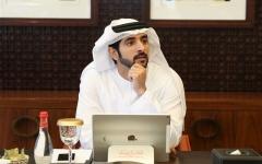 الصورة: الصورة: حمدان بن محمد: في دبي لا ننتظر المستقبل.. بل نصنعه