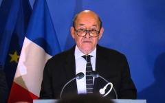الصورة: الصورة: فرنسا تطلب اجتماعاً طارئاً للتحالف الدولي ضد داعش