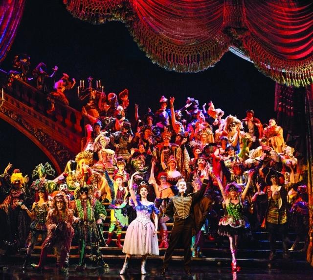 تحفة العالم الموسيقية «ذا فانتوم» في ضيافة أوبرا دبي 25 يوماً - البيان
