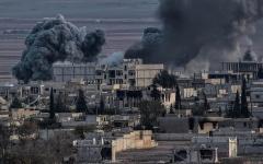 الصورة: الصورة: البنتاغون: الأتراك أطلقوا النار على قوات أمريكية في سوريا