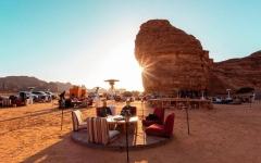 الصورة: الصورة: التأشيرة السياحية السعودية لا تقتصر على 49 دولة فقط