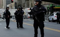 الصورة: الصورة: قتلى وجرحى بإطلاق نار في نيويورك