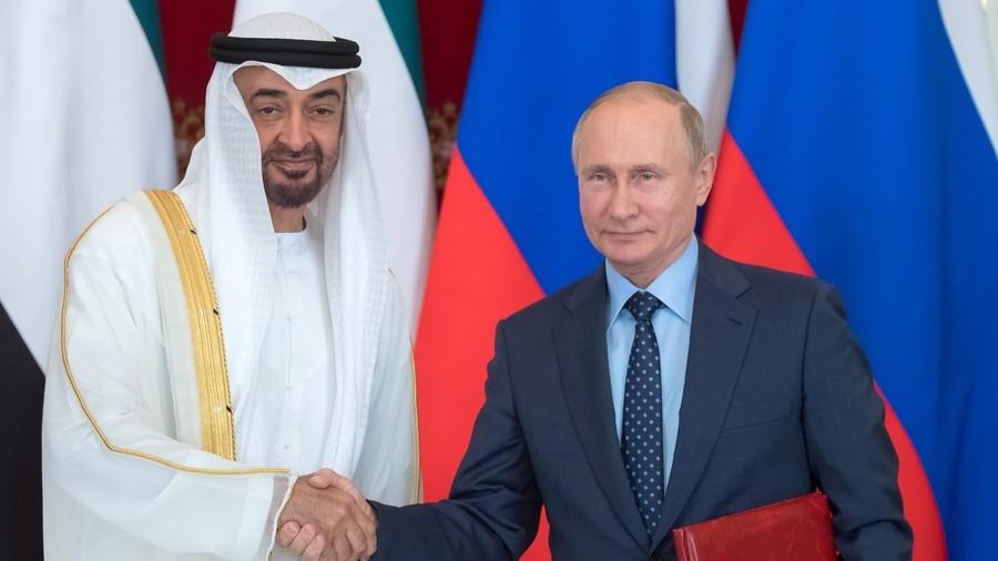 نتيجة بحث الصور عن التجارة الخارجية دبي وروسيا