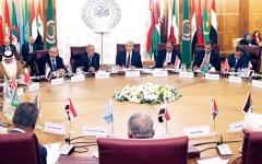 الصورة: الصورة: الإمارات تطالب بحزم عربي لرد العدوان التركي