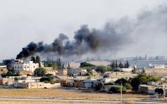 الصورة: الصورة: 50 ألف مقاتل من العشائر العربية لصد تركيا