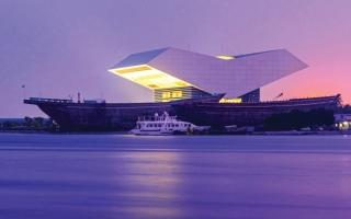 الصورة: الصورة: مساحات التكنولوجيا والابتكار تجاور الفنون والألوان في إمارة الطموح