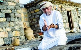 الصورة: الصورة: «مركز حمدان بن محمد»: موسم جديد للقرية التراثية نهاية الشهر