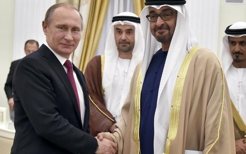 الصورة: الصورة: الإمارات و روسيا.. قفزة نوعية في الشراكة الاستراتيجية