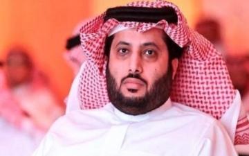 الصورة: الصورة: تركي آل الشيخ يتنازل عن جميع القضايا التي رفعها ضد الأهلي المصري