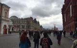 """الصورة: الصورة: """"الساحة الحمراء"""" إرث موسكو النابض بالحياة"""