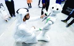 الصورة: الصورة: بطولة العالم للروبوتات تعزز مكانة دبي كمركز عالمي لتكنولوجيا المستقبل