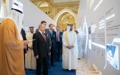 الصورة: الصورة: مبادلة والصندوق الروسي للاستثمار يستعرضان مشاريعهما المشتركة