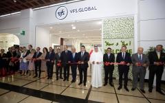"""الصورة: الصورة: المركز التجاري العالمي أبوظبي يفتتح مركز """"في إف إس جلوبال"""" لتقديم طلبات التأشيرات"""