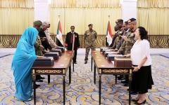 الصورة: الصورة: مرسوم دستوري بوقف شامل لإطلاق النار في السودان