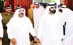 الصورة: الصورة: قرّت عيوننا وعيون أهلنا في الكويت بعودة أمير الإنسانية