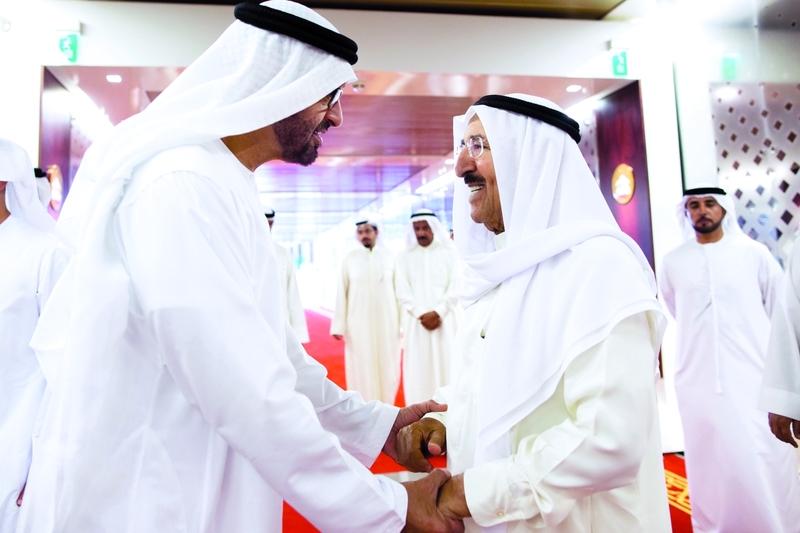 الصورة : العلاقات الإماراتية الكويتية تاريخية ومتجذرة تعززها جهود وتوجيهات القيادة | أرشيفية