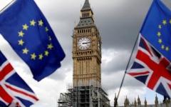 الصورة: الصورة: دول الاتحاد الأوروبي توافق على اتفاقية بريكست