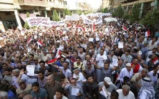 الصورة: الصورة: تظاهرات العراق.. مطالب تتجاوز الخدمات